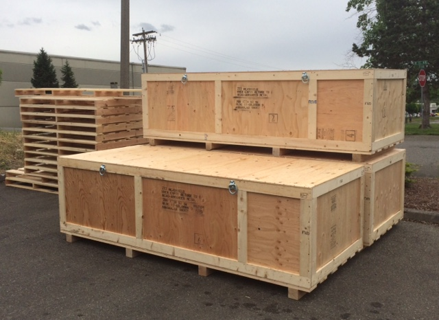 Crate/Pallet   Commercial Crating & Box Packaging Inc.